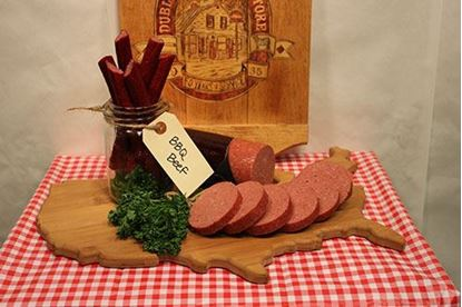 Picture of BBQ Beef Sticks 3/4 lb