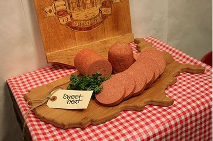 Picture of Sweet Heat Summer Sausage 1 1/2 lb