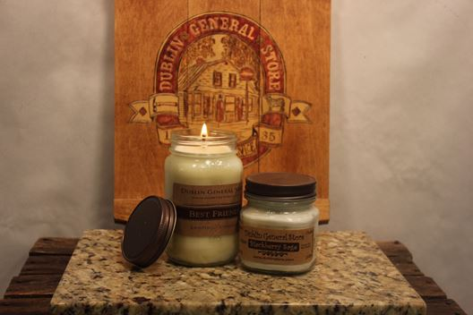 Picture of Best Friends Soy Candle