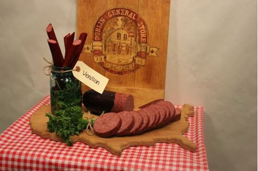 Picture of Venison Summer Sausage 1.5 lb
