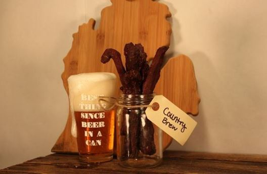 Picture of Country Brew Beef Jerky