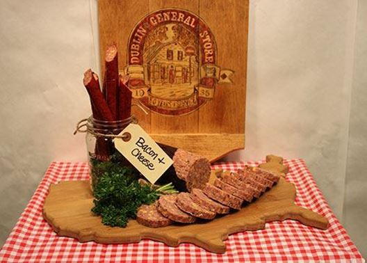 Picture of Bacon & Cheese Summer Sausage 1.5 lb