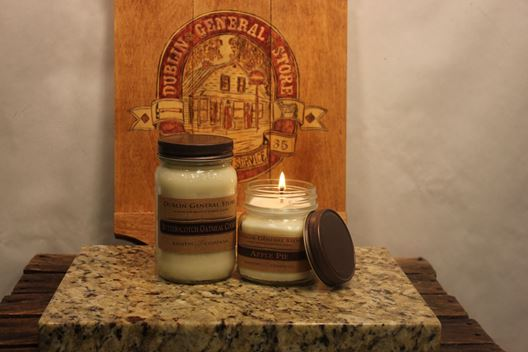 Picture of Apple Pie Soy Candle