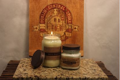 Picture of Blackberry Sage Soy Candle