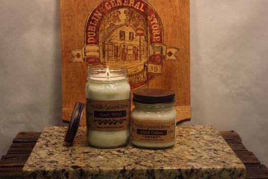 Picture of Island Cotton Soy Candle