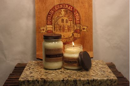 Picture of Orange Spice Soy Candle