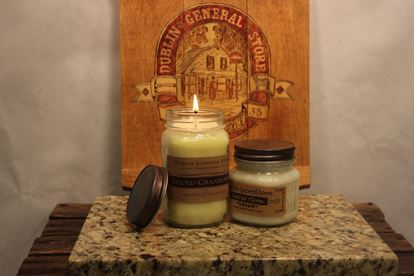 Picture of Spiced Cranberry Soy Candle