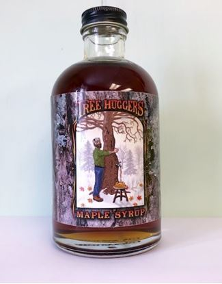 Picture of Tree Huggers Maple Syrup